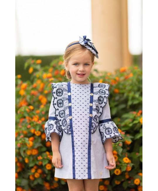 Vestido Marquesa Niña